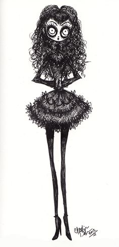 Lace and Curls by Lithium-Tears.deviantart.com on @deviantART