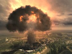 500 Tonnen TNT Explosion- Atomwaffe in der Ukraine?