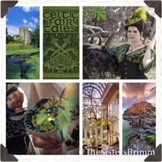What would a proper #Summer be without a wistful journey to distant land? #stroll through the Isle of #FairyTales ! Sit a spell read of #magical creatures and the #Ancient pathways of the giants.  ...And always look your May best when you're #wearinTheGreen