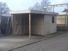 Afbeeldingsresultaat voor tuinhuis dakbedekking