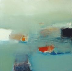 "Saatchi Art Artist Richard Wincer; Painting, ""Bankside"" #art"