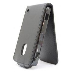 Upea musta keinonahkainen läppäkotelo Lumia 620:n. Griddle Pan, Grill Pan