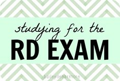 How to Study for the RD Exam Nutrition Jobs, Nutrition World, Nutrition Store, Nutrition And Dietetics, Nutrition Guide, Nutrition Education, Exam Study Tips, Exam Guide, Board Exam