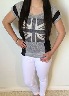 Across the Pond Top