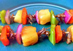 5 Ways to Cook a Cricket #entomophagy