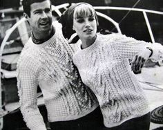 classic fisherman knit