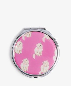Cat mirror compact ($3) - Cat Lady Gifts