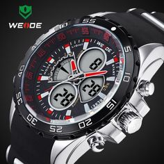 fe7b73f34 Cheap watches project, Buy Quality watch movement holder directly from  China movement meaning Suppliers: 2015 Latest 30 Meters Waterproofed WEIDE  Brand ...