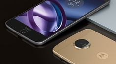 Moto Z Series India Launch Set for October 4 - NDTV