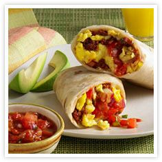 Recipes, Cooking Products and More for Home Cooks - Kikkoman : Breakfast Burritos