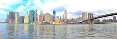 Skyline von New York City. USA.