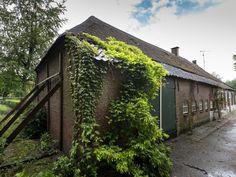 boerderij uit 1870. Kerkendijk 130 in Schijndel wordt gesloopt en herbouwd.