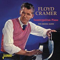 Floyd Cramer Album Cover Photos - List of Floyd Cramer album ...