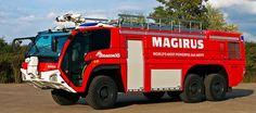Magirus Dragon 6X6, el Mercedes Clase G AMG 6X6 de los bomberos - http://www.actualidadmotor.com/2014/03/06/magirus-dragon-6x6-el-mercedes-clase-g-amg-6x6-de-los-bomberos/