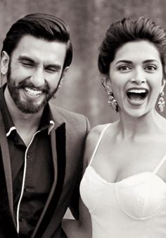Ranveer Singh and Deepika Padukone in my Magic board. Because finding the right one is.. magic