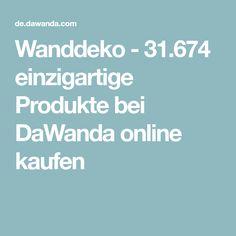 Wanddeko - 31.674 einzigartige Produkte bei DaWanda online kaufen