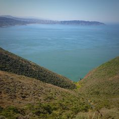 //\\ Marin Headlands