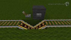 Minecarts and Railways   Minecraft 101