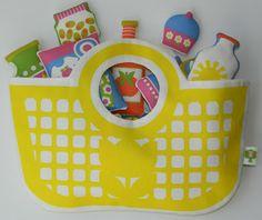 Fantastic Alice Apples Mini-mart shopping bag.