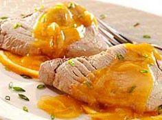Receita de Atum ao Molho Agridoce - atum, cubra com 1/2 xícara (chá) de água, leve ao fogo baixo e cozinhe por, aproximadamente, 10 minutos ou até o peixe ficar macio. Em uma...