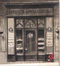 La historia de Menarini comienza hace 125 años, en un pequeño laboratorio de Nápoles llamado Farmacia Internazionale.