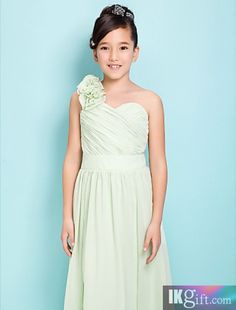 Junior bridesmaid dress (of course not in this color but this is pretty) this looks like jordis dress