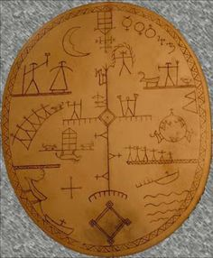 Finnish Shamanism From prehistoric times in Finland there were two indigenous peoples—the Finns and the Saami—and both developed rich shamanic traditions. At the same time, the documentation regarding Finnish shamanism is fragmentary and the subject of v Reindeer Craft, Art Nouveau, Art Deco, Spiritus, Tree Of Life, Archaeology, Pagan, Coloring Pages, Creations