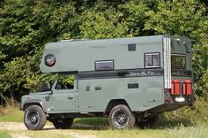 Landrover Expedition vehicle