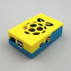 3D printable object Raspberry Pi Case