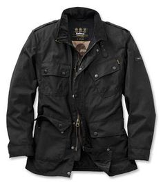 Waxed Cotton Jacket from Barbour / Barbour® Saxony Jacket Barbour Motorcycle Jacket, Motorcycle Style, Barbour Jacket Mens, Motorcycle Jackets, Estilo Fashion, Korean Fashion, Mens Fashion, Fashion Outfits, Waxed Cotton Jacket
