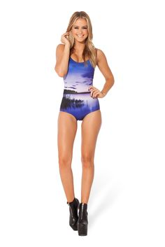Dark Moon Swimsuit (48HR) by Black Milk Clothing $90AUD