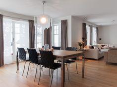 Curtains - Stue / living room i Raumarheim fra BoligPartner Living Dining Room, Furniture, Living Room, Home, Interior, Conference Room Table, Dining Room, Home Decor, Room