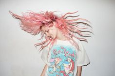 Charlotte Free (ren & Stimpy) by Terry Richardson