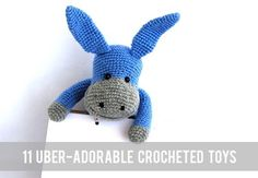 Picture 3274 « Creative: Eleven Uber-Adorable Crocheted Toys | justb.