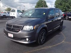 Used 2015 Dodge Grand Caravan SXT Van Elkhart  See more at www.lochmandymotors.com