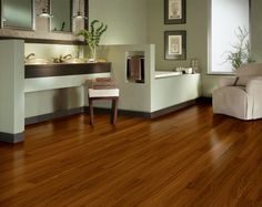 Armstrong Luxe A6838 Jatoba - Natural Luxury Vinyl Wood Plank