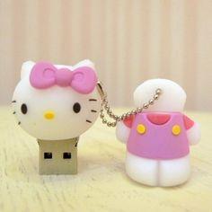 Amazon.co.jp: hello kitty USBメモリピンク (8GB): パソコン・周辺機器
