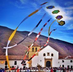 Festival de cometas 2017 en Villa de Leyva Colombia. #kites #kite #fly #viento