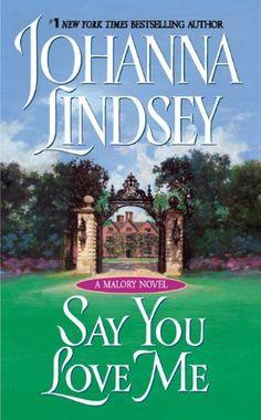Johanna Lindsey The Mallory Series #5