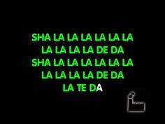 Brown Eyed Girl In Style Of Van Morrison Karaoke - YouTube