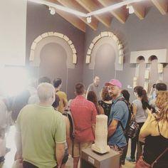 Conociendo el MUPLA y aprendiendo más sobre Pla de Nadal #culturavisigoda en #ribaroja