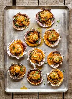 Food From Different Countries, Vegan Starters, Xmas Food, Canapes, Saveur, Fish And Seafood, Italian Recipes, Italian Foods, Seafood Recipes