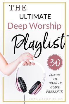 30 worship songs that never fail to usher me in to the deep places with Him. This is a powerful playlist! Worship Quotes, Praise And Worship Songs, Praise Dance, Slow Songs, Jesus Culture, King Of My Heart, Prayer Warrior, God First, Christian Music