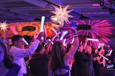 Amazing Lighting, Event Decor & Props By Pacific Event Productions -San Diego- Entertainment By NRG Music & Productions - @ The Manchester Grand Hyatt - San Diego! Rady Children's Hospital : Miracle Makers Gala 2012