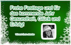 Recycling mit Recyclix: Frohe Festtage und für das kommende Jahr Gesundhei...