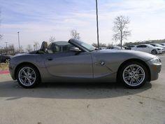 2005 BMW Z4 3.0i - mine was a deep maroon color. I loved Brunadette, she was awesome.