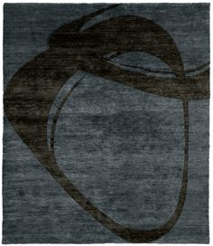 Lacerta Hand Knotted Tibetan Rug from the Tibetan Rugs 1 collection at Modern Area Rugs