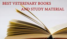 Being a Student in the Veterinary field is hard and we all know it! Whether a vet student or vet tech student, we always need more and more relevant materials that can help us study! Here is a list of some helpful study material: https://iloveveterinary.com/blog/best-veterinary-books-study-material/