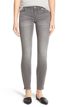 Madewell Madewell High Rise Skinny Jeans (Dusty Wash) available at #Nordstrom