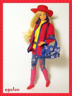 Barbie Benetton Outfit by egolon, via Flickr